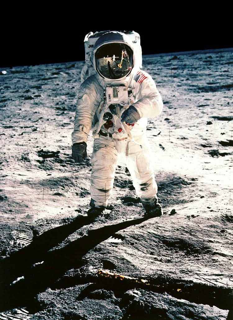 neil armstrong first astronaut on the moon -#main