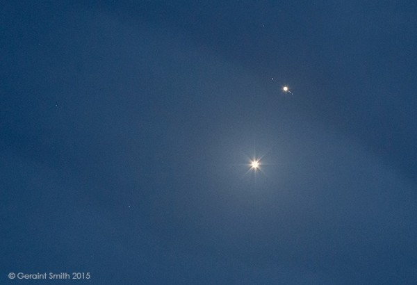 venus-jupiter-moons-6-30-2015-Geraint-Smith-Taos-NM-e1435745578796