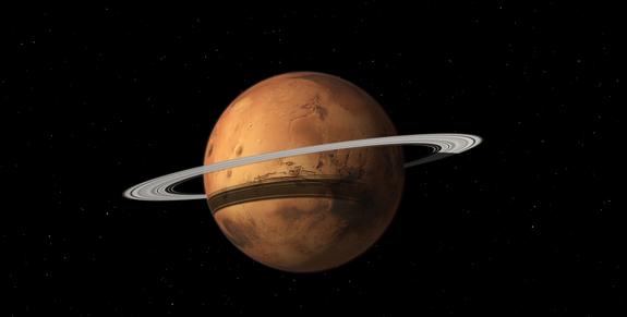 mars-rings
